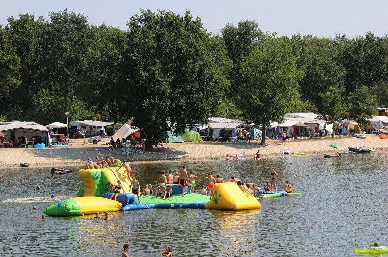 tienercamping stoetenslagh leuke camping voor tieners