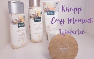 Kneipp verzorging voor bad douche en lichaam Cosy Moment
