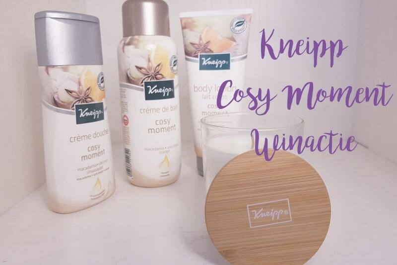 Met Kneipp Cosy Moment een knus momentje voor jezelf