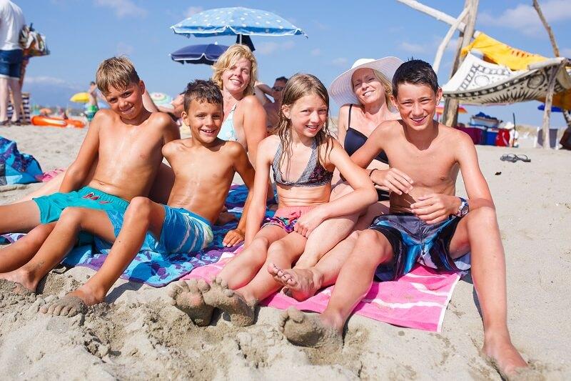 Vakanties voor eenoudergezinnen en singles