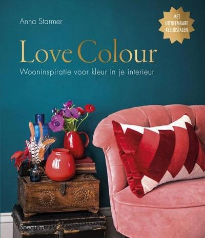 boek Love Colour wooninspiratie voor kleur in je interieur